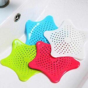 Hair Trap Shower Bath Waste Stopper Plug Hole Catcher Floor Drain Sink Strainer