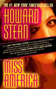 Miss America Mass Market Paperbound Howard Stern