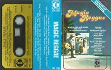 p MC Kassette Magic Reggae - K-Tel -The Best of Caribian Music