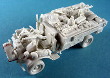 Milicast 1/76 Ford F30 30cwt 4x2 Truck with 3A1 Steel Body (LRDG) UK113