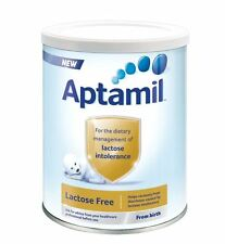 Aptamil Lactose Free From Birth 400g - 3 Pack