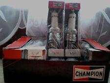 Zündkerzen CHAMPION  N79Y umgeschlüsselt Bosch W7DC0  / W7DP  10 Stück Oldtimer