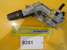 Zündschloß mit Schlüssel     Opel Astra H         N0501882     Nr.9351/E