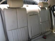 JAGUAR S-TYPE REAR SEAT 2003 2004 2005
