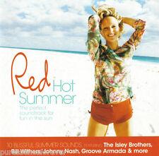 V/A - Red Hot Summer (UK 10 Tk CD Album) (Red Magazine)