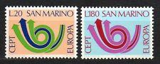 San Marino - 1973 Europa Cept Mi. 1029-30 MNH