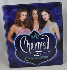 Charmed Conversations Trading Card Binder/Album