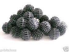 "200 JUMBO 1.5"" Bio Balls-Aquarium Wet/Dry Fish Filter Media-pond-water-bioballs"