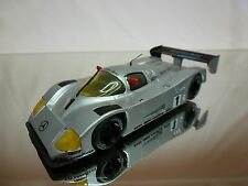 MAX MODELS 1:43  - MERCEDES BENZ C11 - LE MANS    - GOOD CONDITION