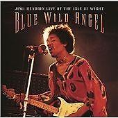 JIMI / JIMMY HENDRIX - BLUE WILD ANGEL LIVE AT THE ISLE OF WIGHT CD ALBUM NEW