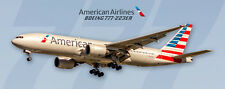 American AIrlines Boeing 777-223 Photo Magnet (PMT1687)