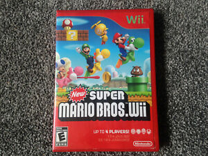 New Super Mario Bros Wii (Nintendo Wii, 2009)