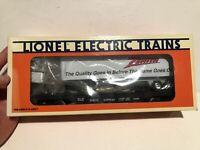 Lionel Zenith TTUX Tractor Trailer 16956 TV Employee Only RARE Train Flat Car