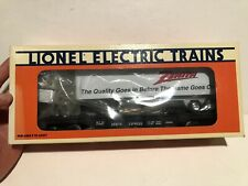 Lionel Zenith TTUX Tractor Trailer 16956 TV Employee Only RARE Train Flat Car