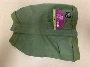 Petrageous Designs Dog Sweatshirt Pea Green Small New