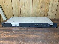 Biamp Advantage Eq282M Digitally Controlled Eq