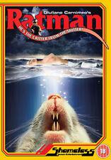 DVD:RATMAN - NEW Region 2 UK