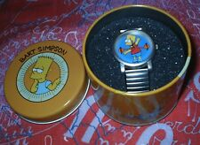 Orologio Reloj Watch BART SIMPSON The Simpsons Gadgets