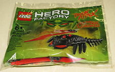 LEGO NEW SEALED 40084 HERO FACTORY BRIAN ATTACK SET POLYBAG BIONICLE