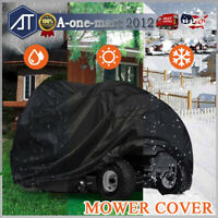54''Riding Lawn Mower Tractor Cover Garden Heavy Duty Mower Waterproof Protector
