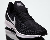 Nike Air Zoom Pegasus 35 Men New Black White Gunsmoke Running Shoes 942851-001