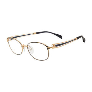 Charmant Line Art XL2144 Eyeglasses Women's Full Rim Oval Titanium Optical Frame