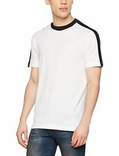 New Look Men's Ringer with Side Stripe T-Shirt Size XS BNWT