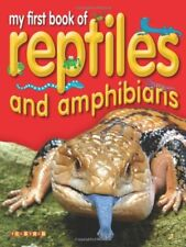 My First Book of Reptiles & Amphibians,Dee Phillips