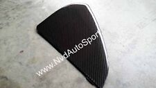 AUDI A5 S5 2008 - 2015 carbon fiber Interior Dash End Covers from NVD