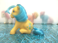 My Little Pony G1 Bubbles Sitting Vintage Toy Hasbro 1983 Collectibles MLP * VGC