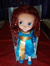 "Merida Disney Doll Animator Collection 16"" Tall"