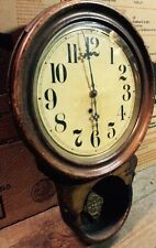 Antique Ingraham ? Dew Drop Wall Clock - E & J Swigart