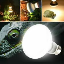 E27 Reptile Basking Light Heat Lamp Heater Uva Halogen Bulb 25/50/75/100W Bulb