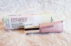 CLINIQUE Lid Smoothie Antioxidant 8-hour Eye Colour 07 PINKGO BILOBA .24 oz NEW