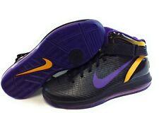Mens Nike Air Max Hyperdunk 2010 407649 001 Kobe Lakers Basketball Sneaker Shoes