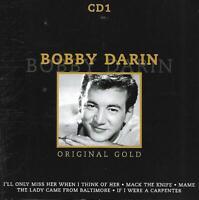 Bobby Darin (CD1) - Original Gold (2003 CD Album)