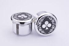 Colnago Arabesque silver Plugs Caps Tapones guidon bouchon lenker vintage style