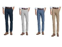 Tommy Hilfiger Mens Tailored Fit Flat Front Chino Pants Select a size/color