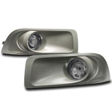 CHROME LOWER BUMPER DRIVING FOG LIGHTS LAMP W/HARNESS FOR 2010 2011 2012 OUTBACK