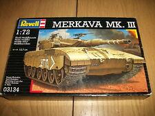 Revell - Merkava mk. III - Kit di costruzione - 1:72