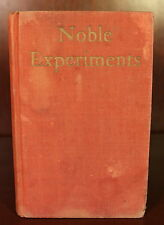 Noble Experiments 1930 Mixology Craft Cocktails Bartender Recipes Vintage