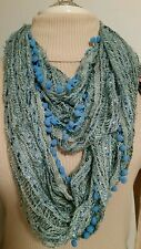 NWT Ladies COLLECTION-EIGHTEEN Infinity Scarf MSRP 28.00