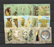1983 MNH Vaticano mi 820-5, 830-5, 836-41