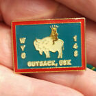 ROYAL ORDER OF JESTERS lapel pin, Wyoming ROJ court 148, outback usk