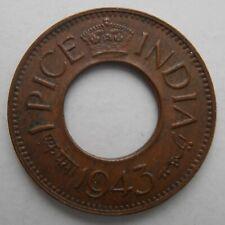 INDIA 1 PICE 1943