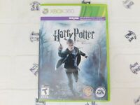 Harry Potter and the Deathly Hallows: Part 1 (Microsoft Xbox 360, 2010) Tested