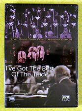 I've Got The Best Of The Trade ~ New DVD Movie ~ Live Music Family Worship Video
