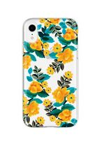 Incipio Design Series Case for Apple iPhone XR - Yellow Floral - New