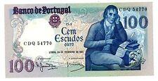 Portugal ... P-178b ...100 Escudos ...24-2-1981 ... CH*XF-AU*