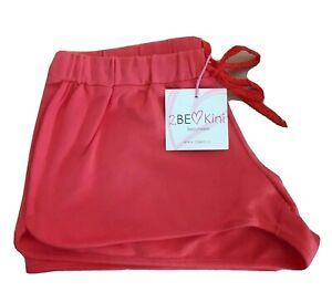 Pantaloncino,Short corto da Donna,cotone,2-bekini., nuovo 3 colori